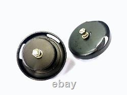 Mazda Rotary Engine Mounts Pair R100 Rx2 Rx3 Rx4 Rx5 Rx7 Suit 808 323 Capella