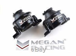 Megan Racing Reinforced Engine Motor Mounts Pair RX-8 SE3P Renesis MT Only New