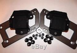 Metaltek Engine Mount Adapter Kit LS Engine Swap LS6 LS1 LS2 LS 5.3 6.0 #14002K