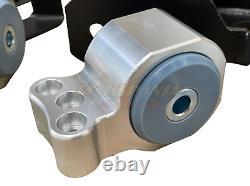 Motor Engine Mounts EF K Series Swap Kit 88-91 Civic CRX EFK5 70A K20 K24 Honda