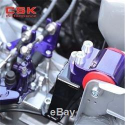Motor Mounts Kit For Honda Civic 1996-2000 EK D16 B16 B18 B Series Engine Blue
