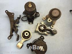 Motor Mounts & Trans Mount Set 6PCS for 07-12 Nissan Altima 09-14 Maxima 3.5L