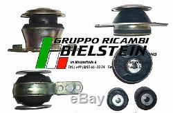 Motorlager Motoraufhängung Motor Lancia Delta Integrale auch Evoluzione 6 Teile