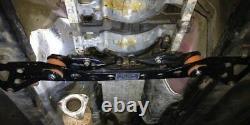 Nicon Rotary 13B-REW 13B RX7 RX-7 engine crossmember swap mount to RX8 RX-8 SE3P