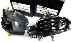 Nismo Engine Mounts Front Set S13 CA18DE CA18DET 11210-RS520 11220-RS520 JDM