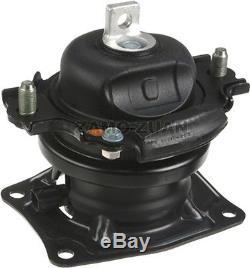 OEM Quality 2005-2007 Honda Odyssey 3.5L Front & Rear Motor Mount 2PCS with Sensor