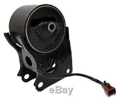 OEM Quality Engine & Trans. Mount Set for 2007-2008 Nissan Maxima 3.5L Sensors