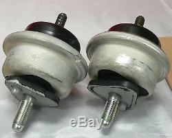 Oem Toyota Supra Engine Mount Insulators 2jzgte Pair 12360-46111