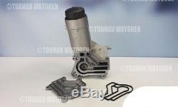 Ölfilterhalter Ölfilter VW Crafter 2.5 TDI 074115405T BJJ BJK CEBA CECA Original