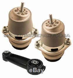 PORSCHE CAYENNE S TURBO 4.5 4.8 V8 Engine Motor Transmission Mounts Torque Rod 4