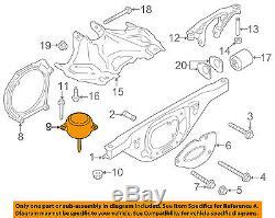 PORSCHE OEM 12-15 911-Engine Motor Mount Torque Strut 99137504902