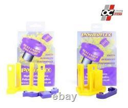 Powerflex Engine and Gearbox Mount Inserts Fiesta MK6 ST150 PFF19-1120 1121