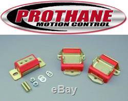 Prothane 7-1901 58-82 C10 Impala Chevelle Corvette Nova Motor & Trans Mount Kit