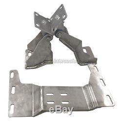 R154 Engine Transmission Mounts Swap Kit For BMW E36 1JZ/2JZ 1JZ-GTE 2JZ-GTE
