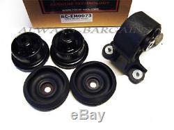 ROCAR Differential Repair Kit Bushing Mount Honda CRV 02-06 AWD 5pcs RC-EM0073