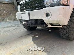 Range Rover L322 Hidden Winch Mount