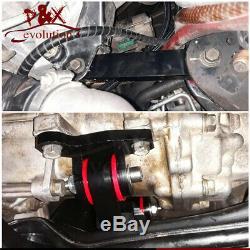 Red Poly Motor Transmission Mount Kit for Legacy GT/Forester XT /Impreza WRX STI