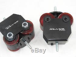 SOLID ENGINE MOUNTS fit AUDI S4 B6, RS4 B7, S6 C5, A6-S6 V8, S4 B5
