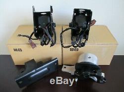 Set 4 Engine & Transmission Mounts Fits 2004-2006 Nissan Maxima & Altima 3.5l