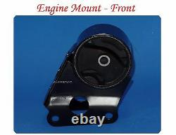 Set of 4 Engine & Trans Mount Front /Rear for 2002-2006 Nissan Altima 2.5L-L4