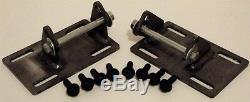 Sonoma S10 Engine Mount Adapter Plates Urethane Swap Kit LSx LS1 LS2 LS #14005KU