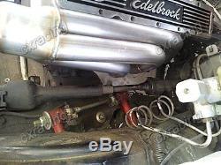 T76 Single Turbo DIY Kit For Small Block Chevy SBC GM 302 305 327 350 400