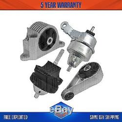 Transmission Motor Mounts Front Right Set 1.6 L For Mini Cooper