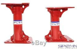 Tubular LSx Solid Motor Engine Mounts LS1, LS3, LS6, LS7 1998-2002 GM F-Body