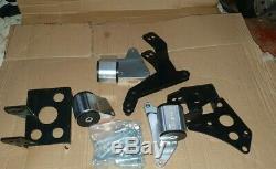 Used REPLICA Hasport EK K20 Swap Engine Mount Set Mounts EK EJ Civic 96-00 70A