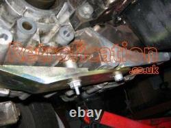 VW MK1 Golf, Jetta, Caddy & Scirocco 02M 6 Speed Conversion Gearbox Mounts