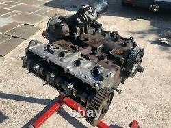 VW Transporter T25 T3 diesel engine 1.6 turbo and non turbo long motor JX CS