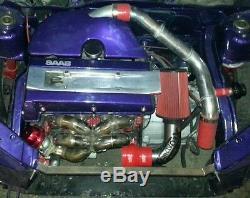 Vauxhall corsa b tigra saab b204 conversion mount