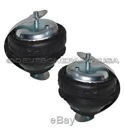 Volvo 940 740 760 780 HYDRAULIC Engine Motor Mount Mounts LH + RH 1378657 SET 2