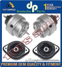 Vw Passat 2.8 V6 Engine / Motor Transmission Mount L & R Automatic Transmission