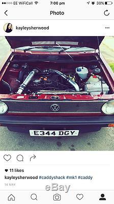 Vw caddy/golf/Jetta mk1 engine