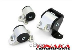 Yonaka Aluminum B Series Civic EK Motor Mounts B16 B18 B18C 300+ whp 96-00